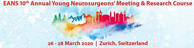 EANS 10thAnnual Young Neurosurgeons' Meeting & Research Course