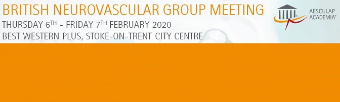 British Neurovascular Group Annual Meeting 2020