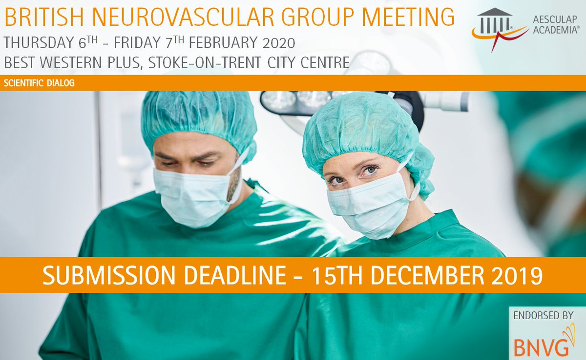 THE BRITISH NEUROVASCULAR GROUP MEETING 2020