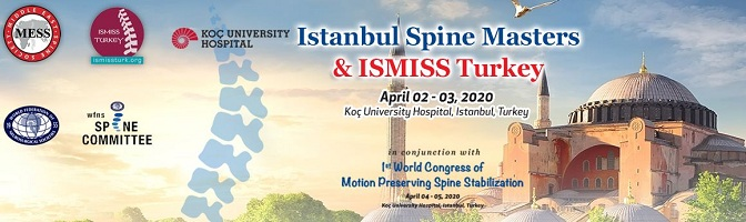 6th Istanbul Spine Masters meeting