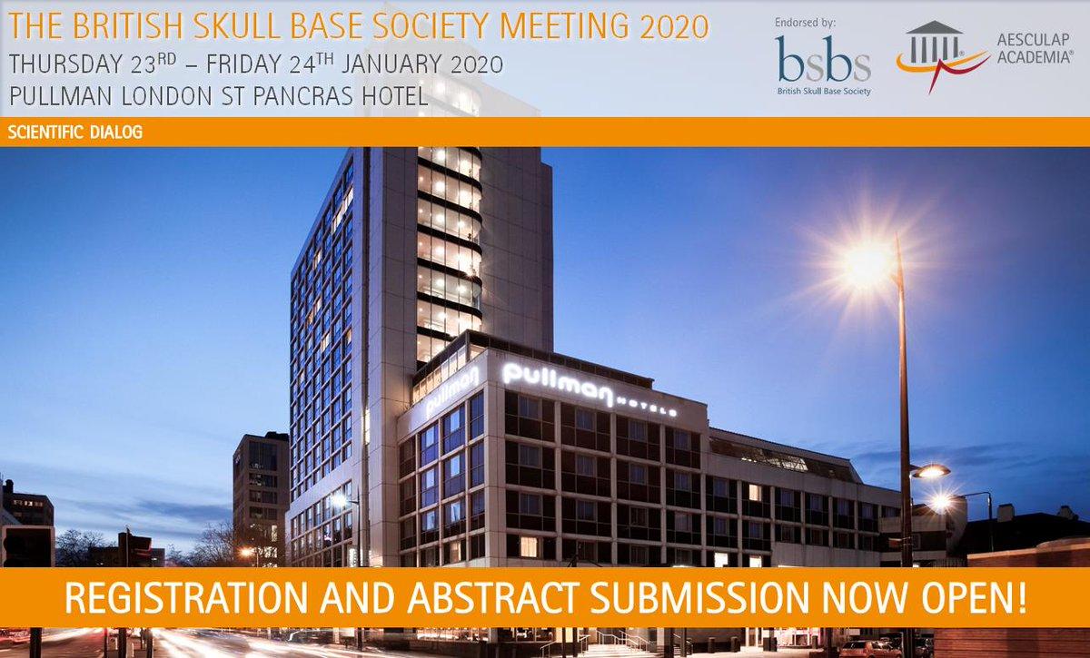 skull base neurosurgery conference registration