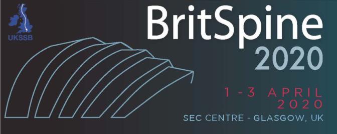 brit spine 2020 banner