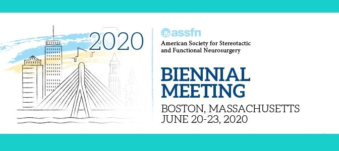 Biennial Meeting  Of American Society for Stereotactic and Functional Neurosurgery