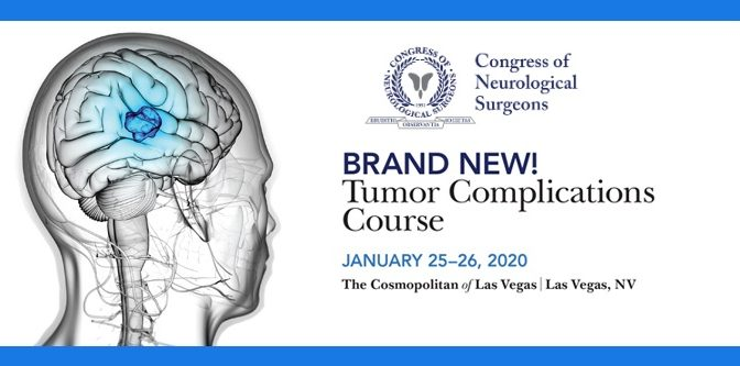 2020 Tumor Complications Course