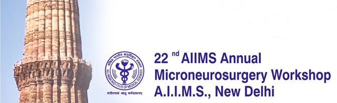 22nd AIIMS Microneurosurgery Workshop