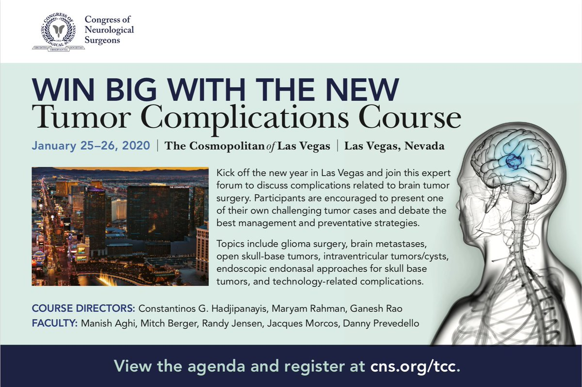 tumor complications course 1