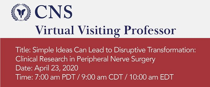 Clinical Research in Peripheral Nerve Surgery 2020