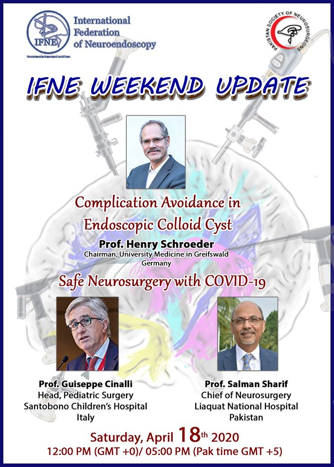 Complication avoidance in Endoscopic Colloid Cyst 2020