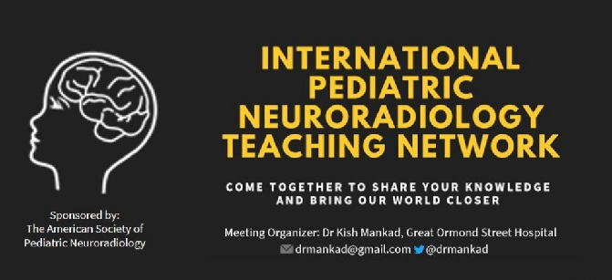 International Pediatric Neuroradiology symposium 2020