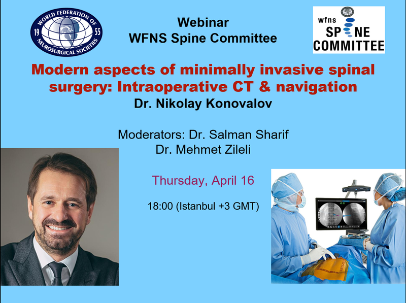 Modern Aspects Of Minimally Invasive Spinal Surgery course 2020