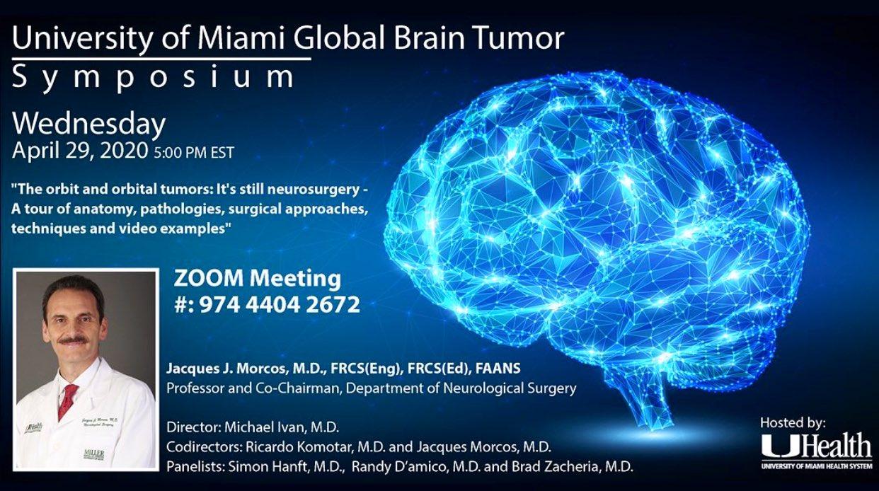 Orbital Tumors course neurosurgery