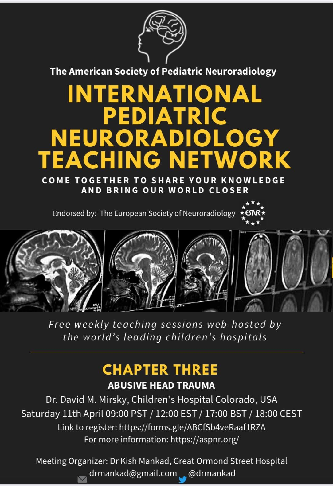 Pediatric neuroradiology Course 2020 Neurosurgery