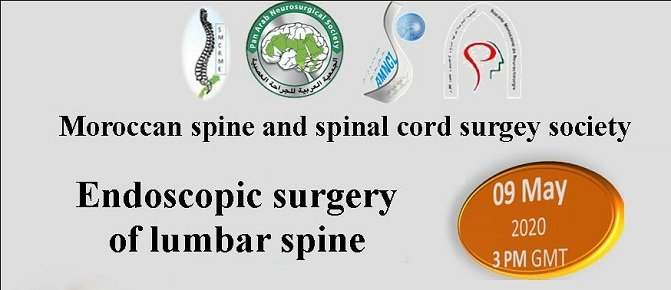 Endoscopic Surgery of Lumbar Spine 2020