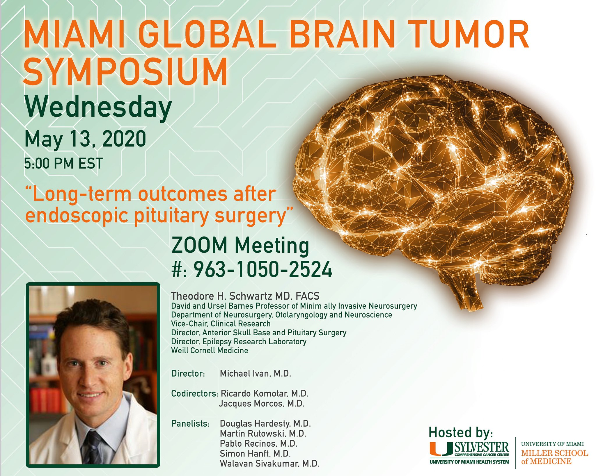 Global Brain Tumor Symposium 2020
