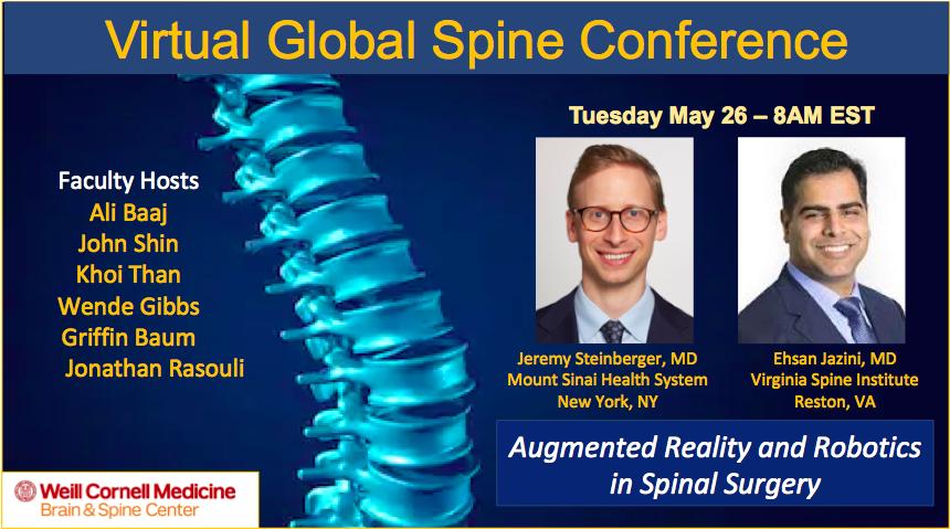 Robotics in spine surgery
