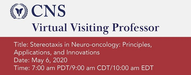 Stereotaxis in Neuro-oncology 2020