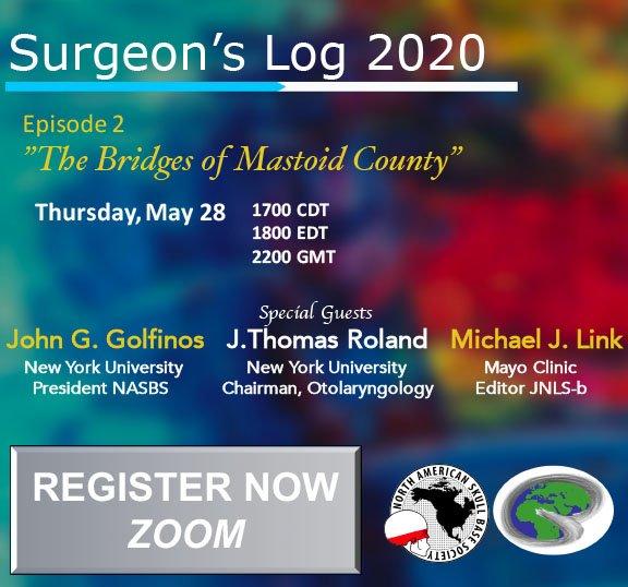 Surgeons log