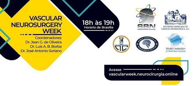 Vascular Neurosurgery Week 2020 2021 banner