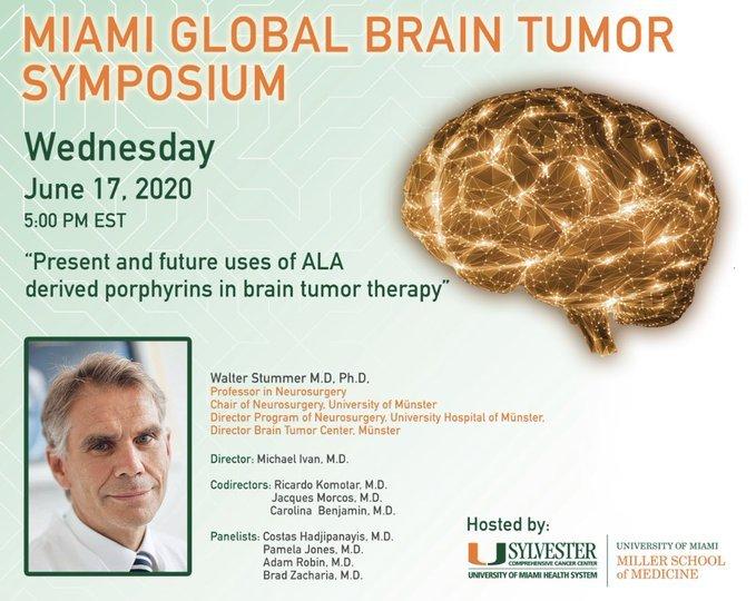 ALA Brain Tumor Thaerapy