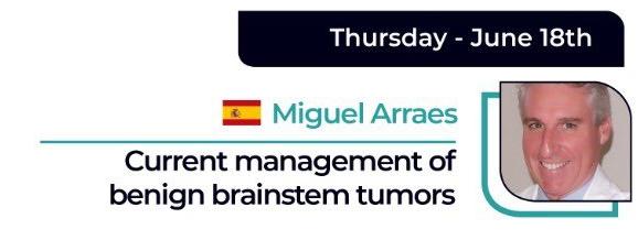 Benign Intracranial Tumors Week 2020