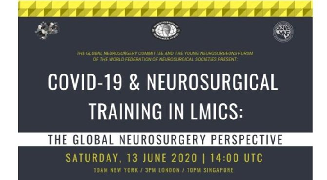 Neurosurgical training