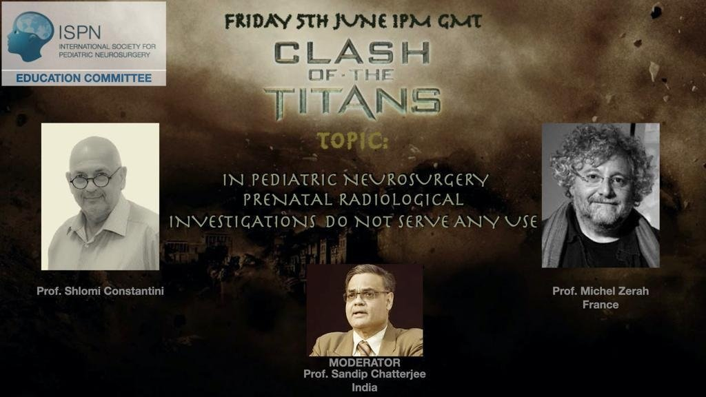 Clash of Titans Neurosurgery