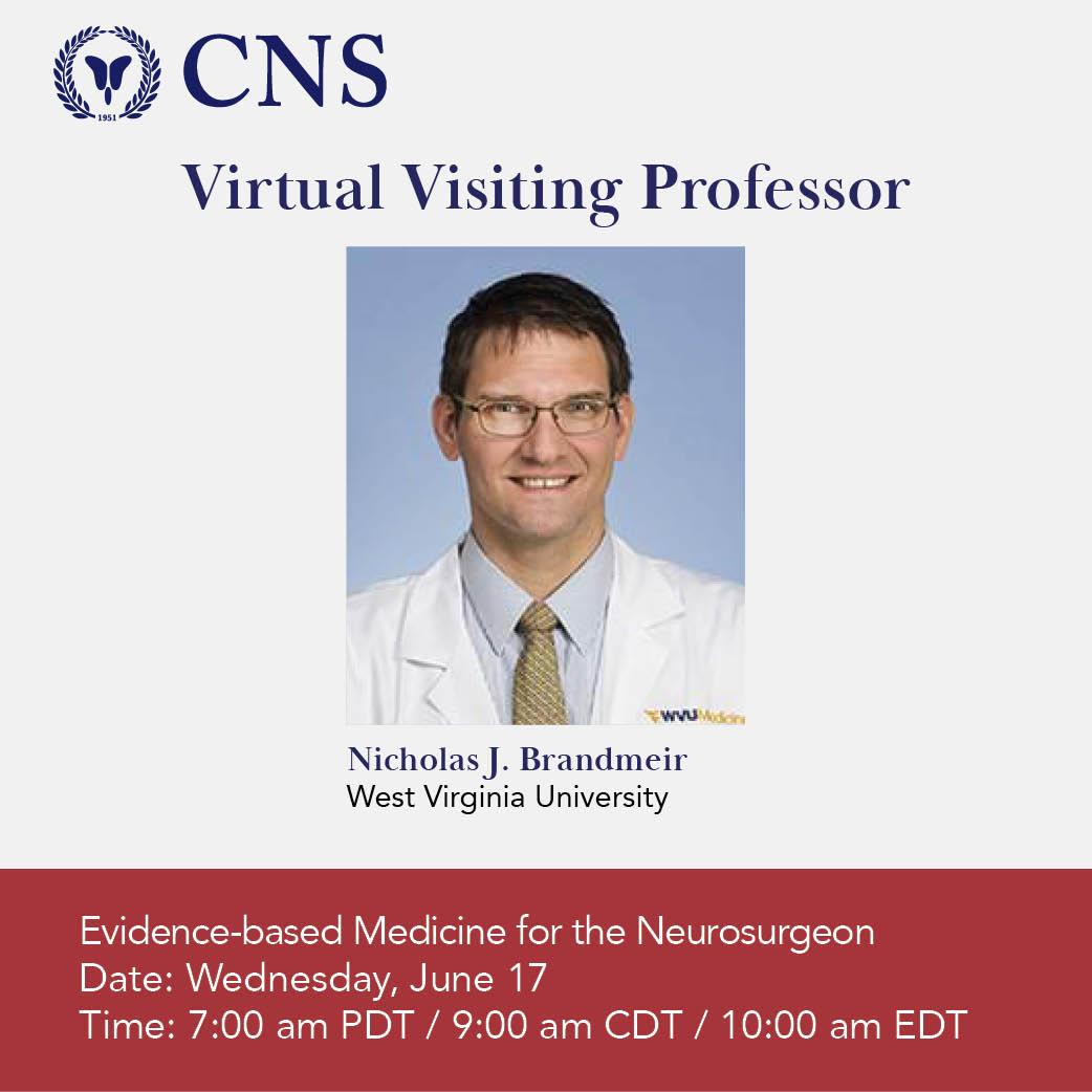 Evidence-based Medicine for the Neurosurgeon