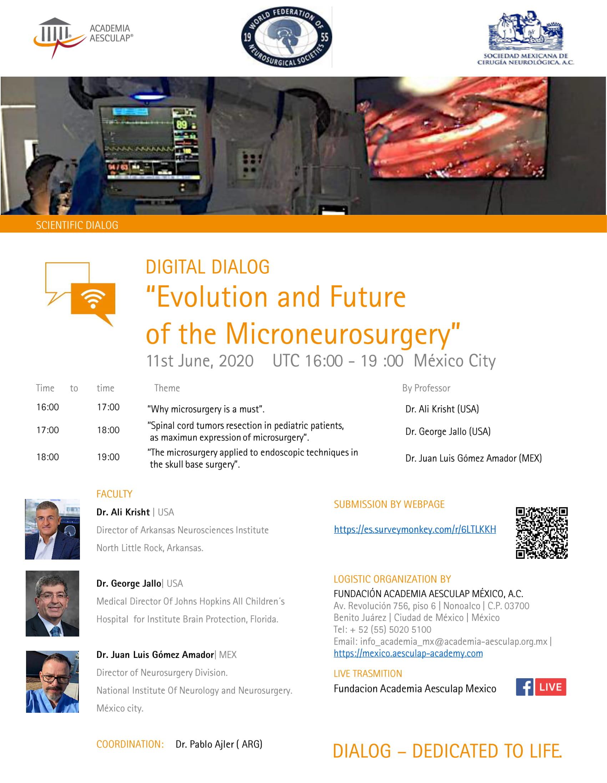Evolution & Future of Microneurosurgery