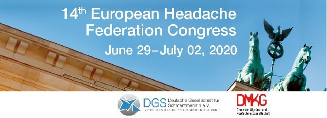 14th European Headache Federation Congress