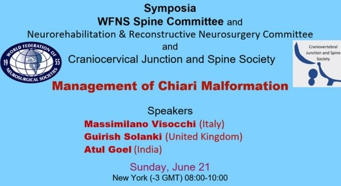 Management of Chiari Malformation