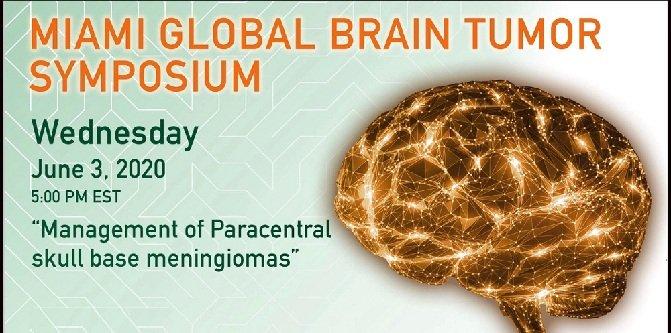 Paracentral Skullbase Meningiomas