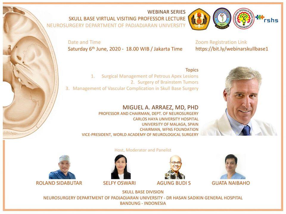Skull Base Neurosurgery Indonesia