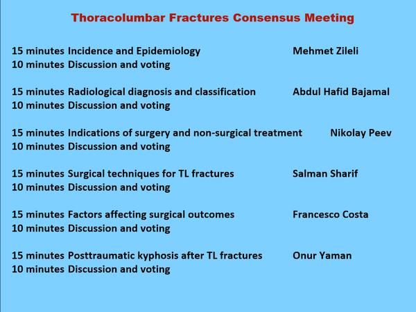 Thoracolumbar Fractures